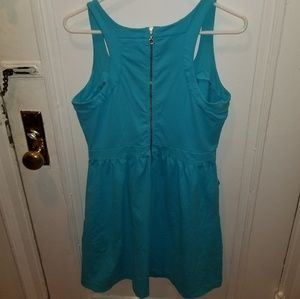 Cynthia Rowley Dresses - Cynthia Rowley Razorback Skater Dress
